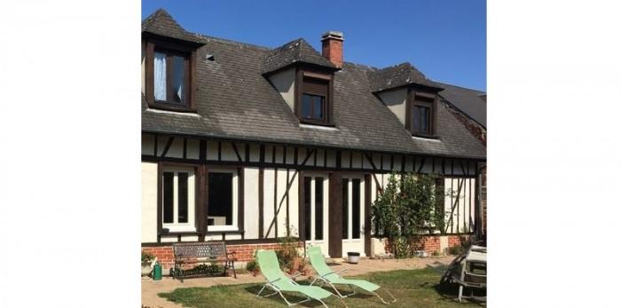 Une nouvelle pose de Fenêtre en PVC à Gournay-en-Bray