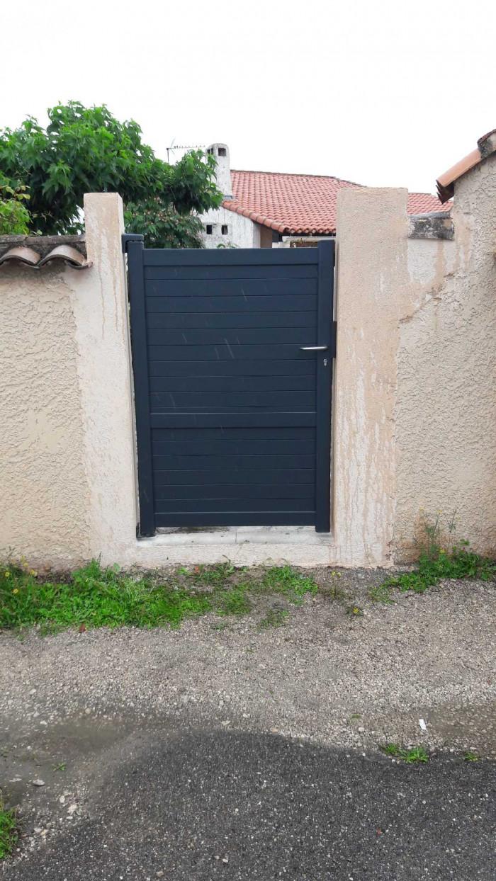 Pose faite sur Châteauneuf-les-Martigues