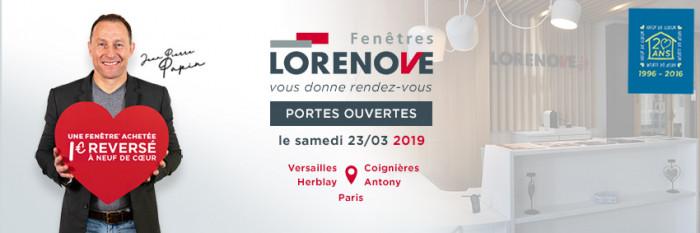 Portes Ouvertes Lorenove 2019