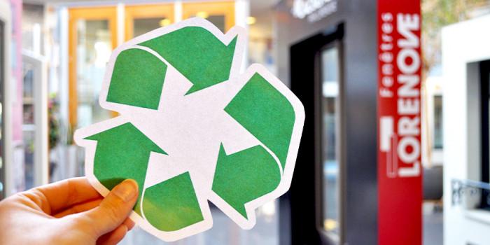 Les tendances éco-responsables pour des fenêtres recyclables