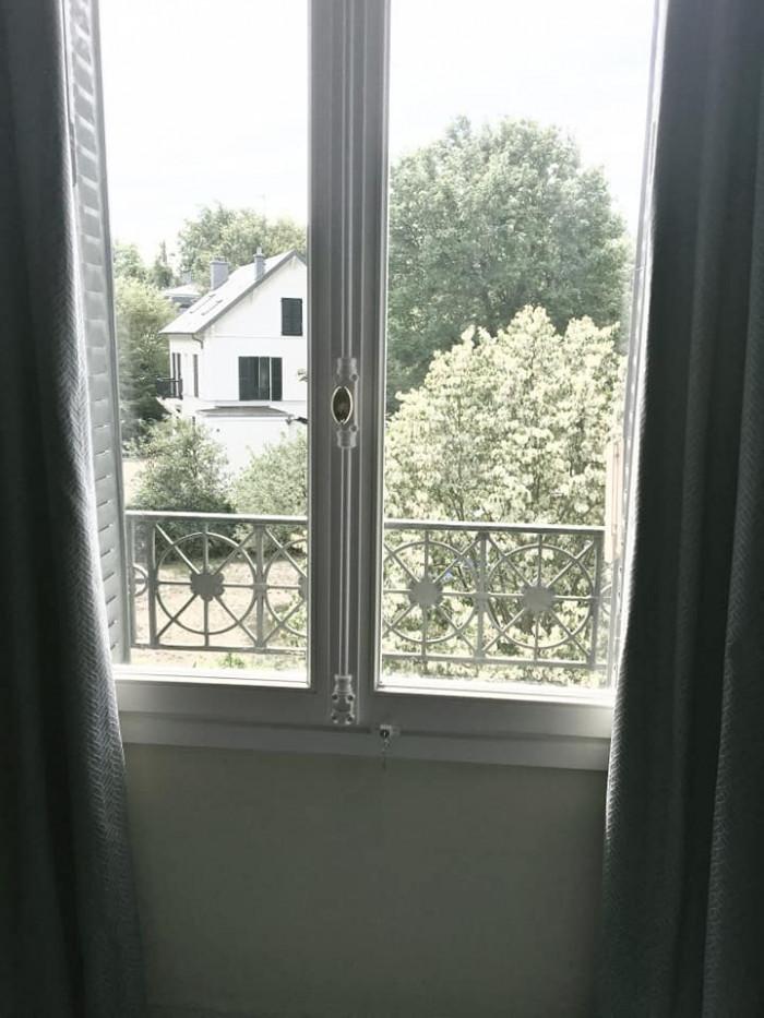 Pose de fenêtres en bois à Saint Germain en Laye