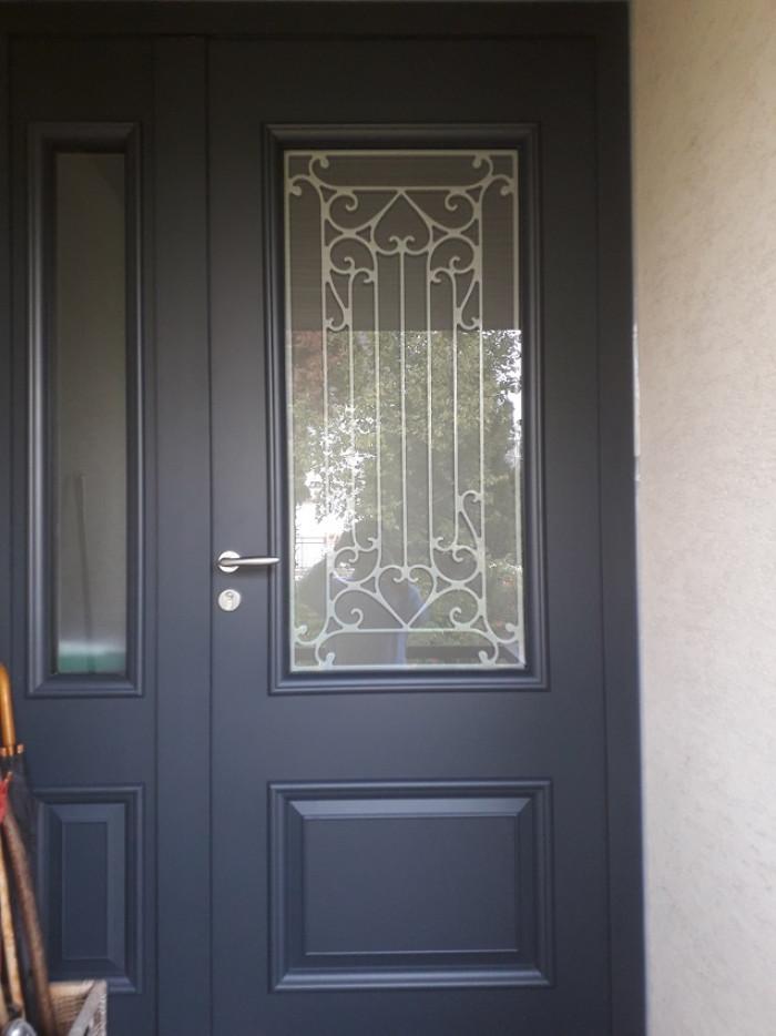 porte d'entrée Antony