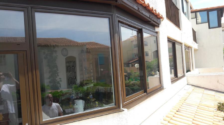 Pose de fenêtre coulissante sur Sausset les Pins