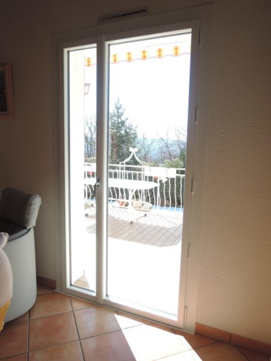 Chantier coulissants fenêtres portes fenêtres aluminium LORENOVE
