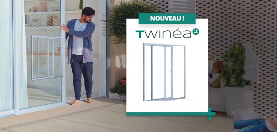 Twinea 2 : Le nouveau coulissant Lorenove