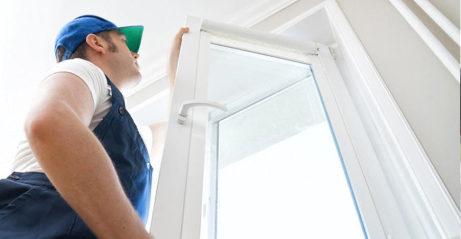 Pose de fenêtre en PVC à Orgeval