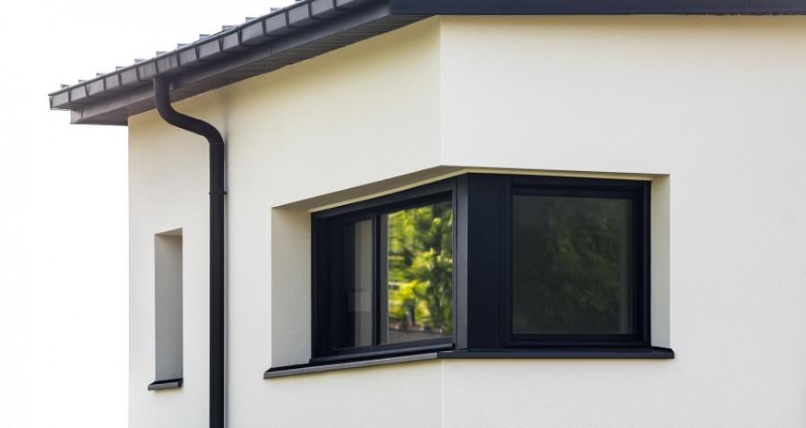 Pose de fenêtres alu à Poissy (78)