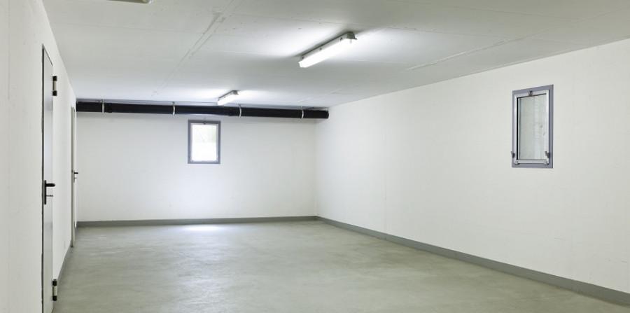 fenetre dans son garage ou sa cave