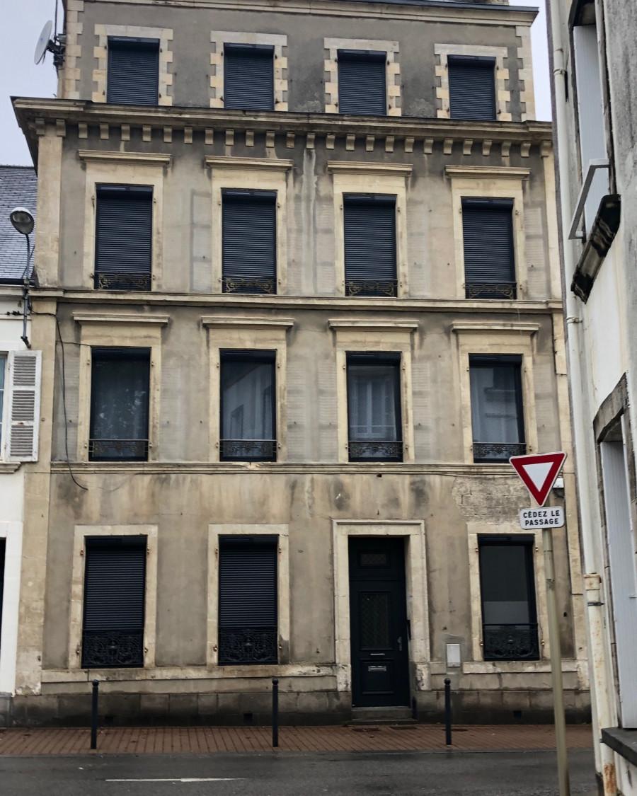 Rénovation de menuiseries et fermetures à Cherbourg (50)