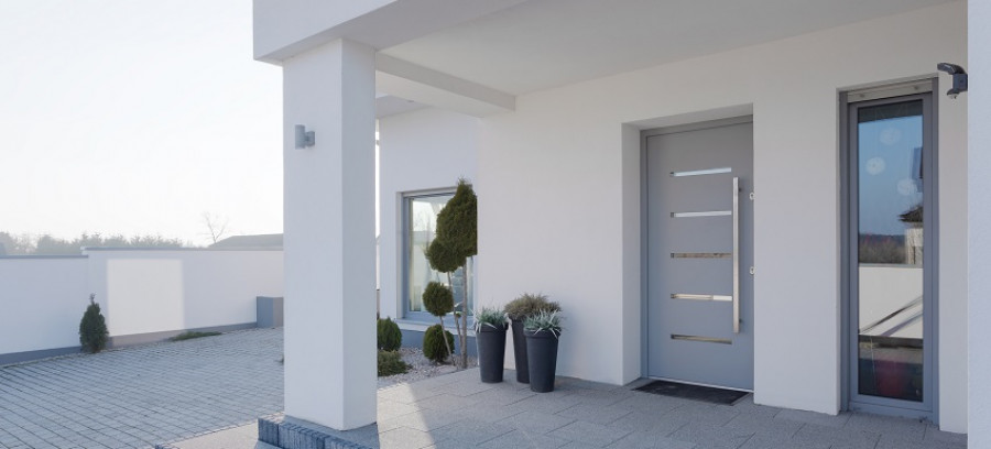 Votre porte d'entrée avec Lorenove à Saint-Germain-en-Laye