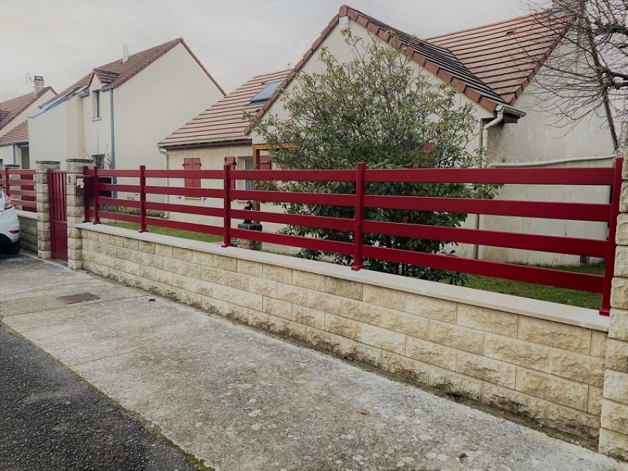 Pose de portail, portillon et clôture à Gargenville (78)
