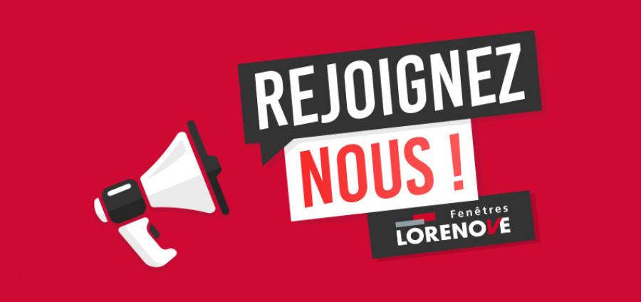 Recrutement Lorenove Ile de France - Paris