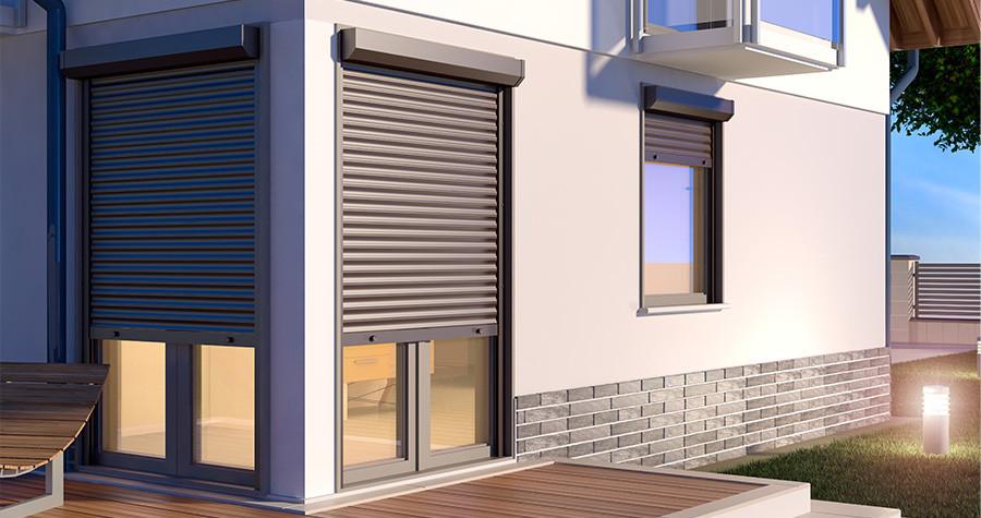 Tendances couleurs 2020 des fenêtres et volets
