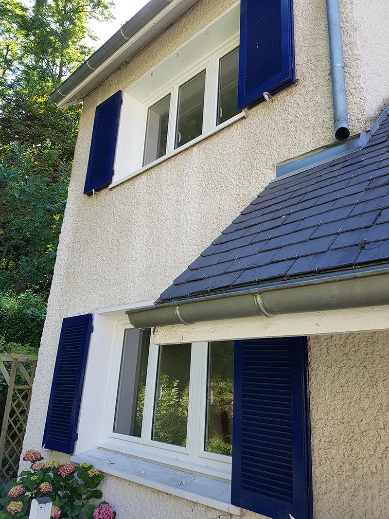 Pose & Installation de fenêtres PVC  dans l'o...