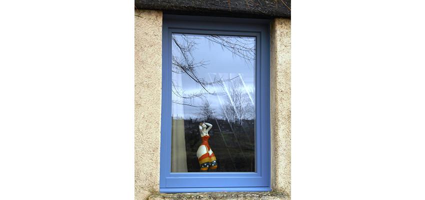 Pose fenêtre « Maestria »