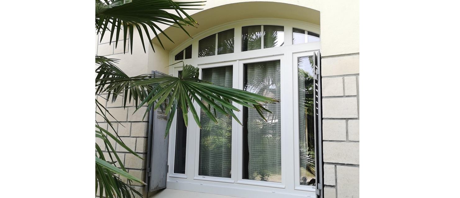 Fenêtre PVC à Caen
