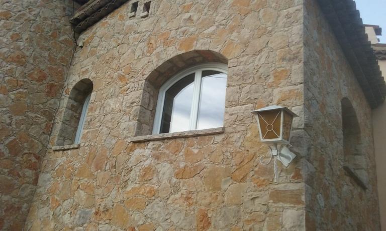 Fenêtre PVC  Evasion cintrée LORENOVE