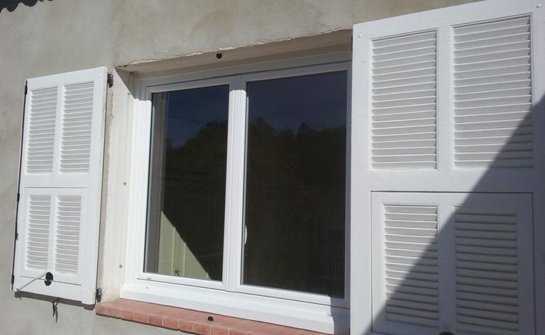 Fenêtre PVC Evasion LORENOVE Antibes