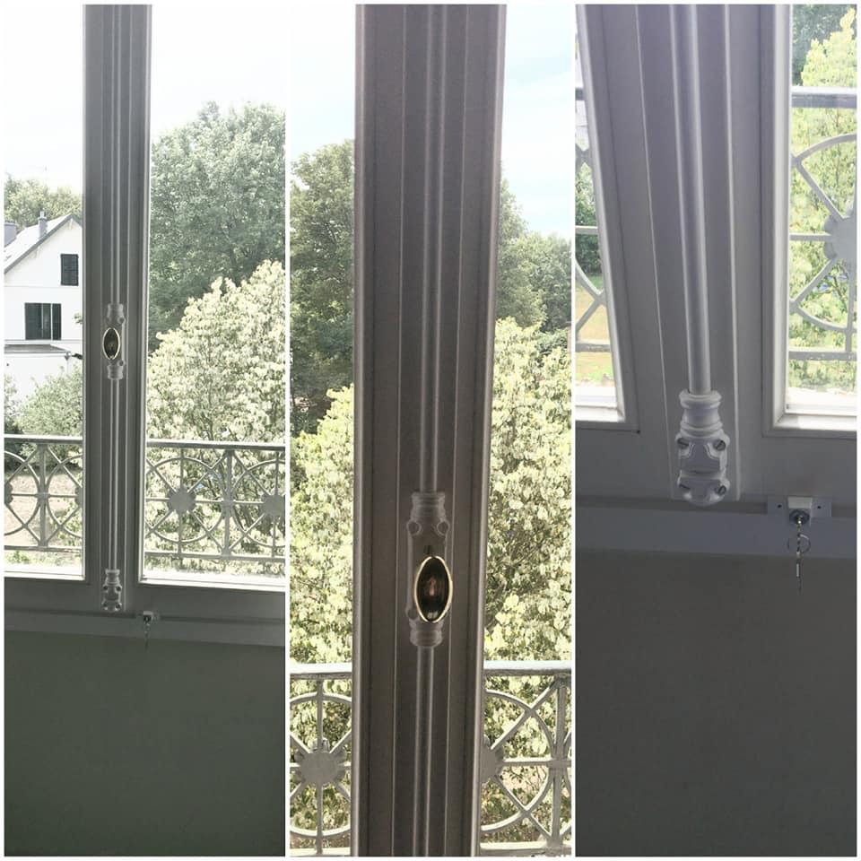 Pose de fenêtres en bois à Saint Germain en L...