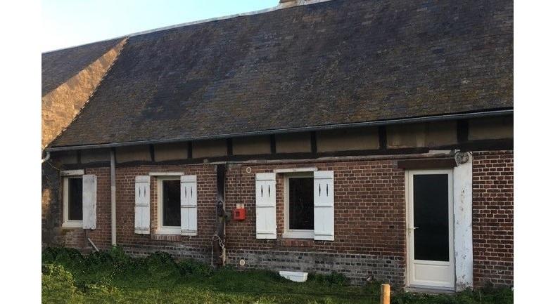 Pose de fenêtre et porte PVC à Gournay en Bra...