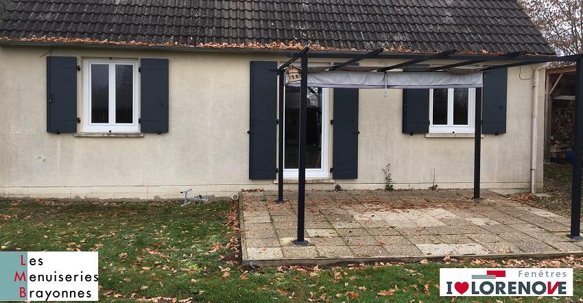 Rénovation de Fenêtres et Volets en Seine Mar...
