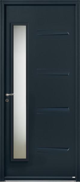 """Portes d'entrée en Acier """"CONTEMPORAINES"""""""