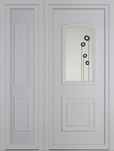 """Portes d'entrée PVC """"ESSENTIELLES"""""""