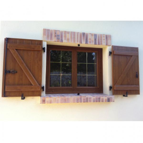 Fenêtre PVC EVASION