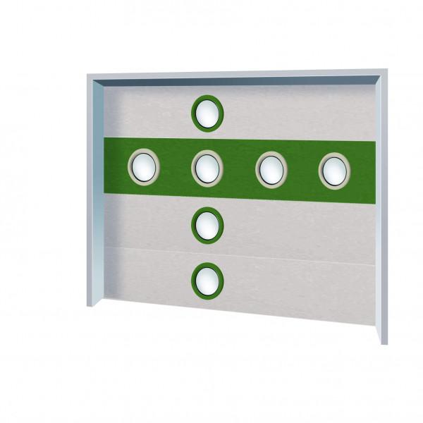 Portes Sectionnelles plafond