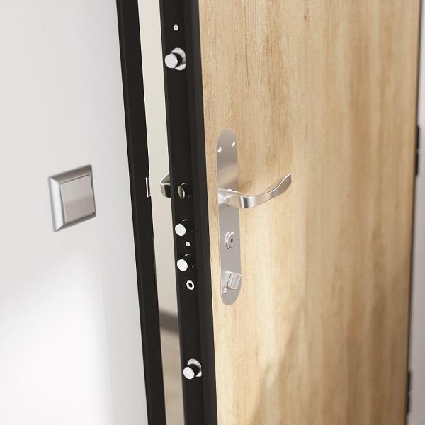 Porte Blindée Intérieure